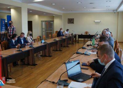 Rada powiatu dębickigo