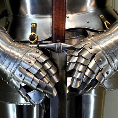 Turniej walk średniowiecznych